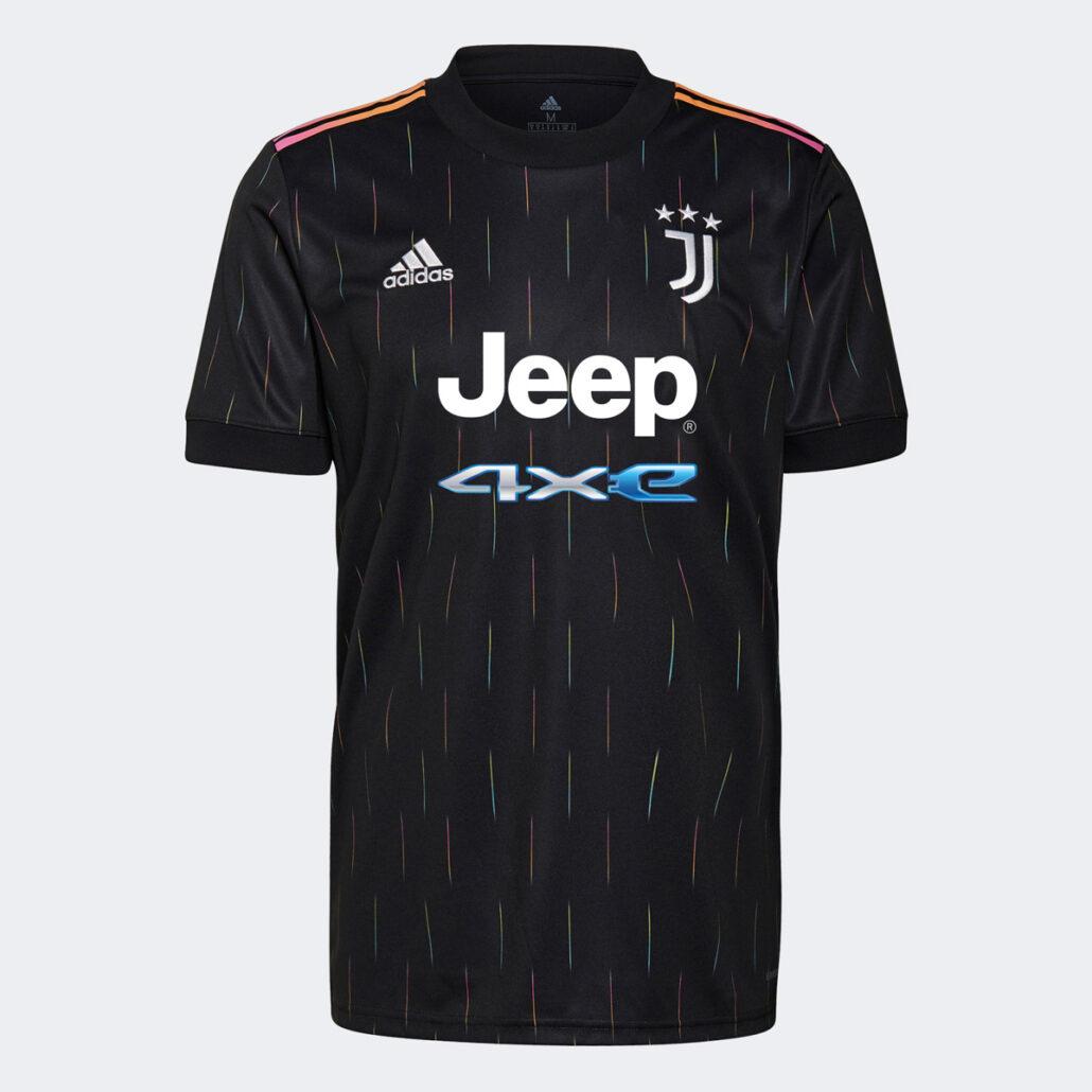 Juventus Udebanebanetrøje 2021