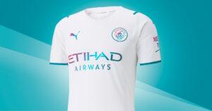 Manchester City Udebanetrøje 2021