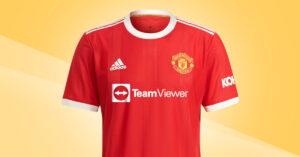 Manchester United FC Hjemmebanetrøje 2021