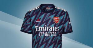 Arsenal FC 3. Trøje 2021