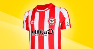 Brentford FC Hjemmebanetrøje 2021