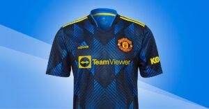 Manchester United FC 3. Trøje 2021