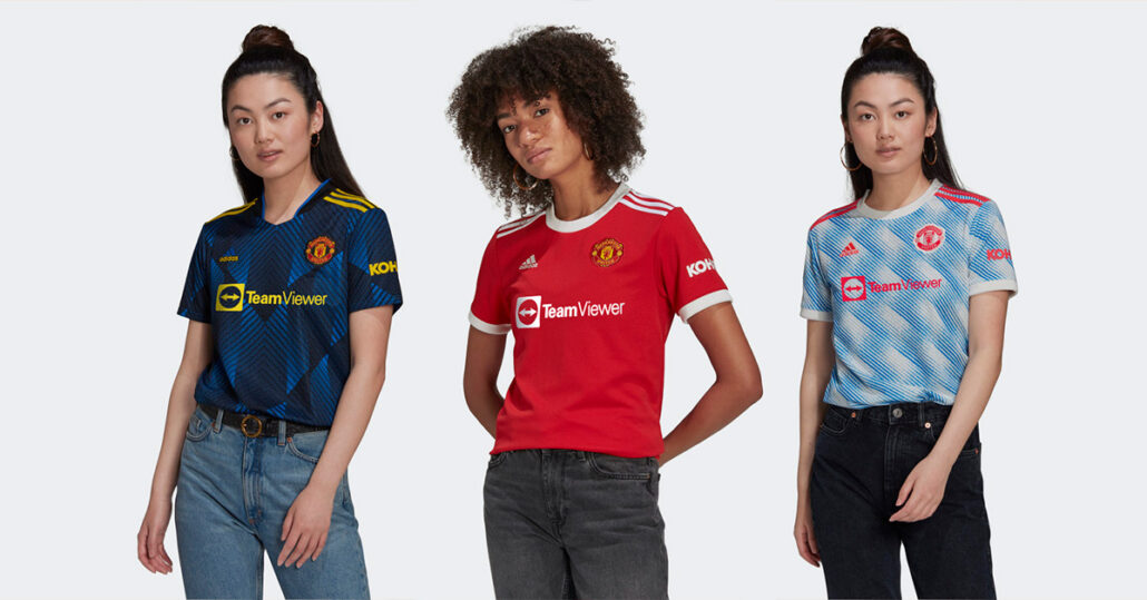 Cristiano Ronaldo Manchester United Fodboldtrøje til kvinder