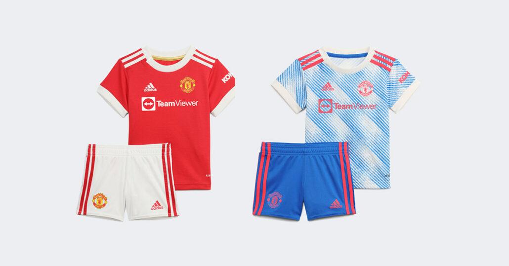 Ronaldo Manchester United Fodboldtrøje til baby