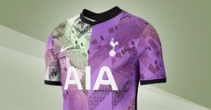 Lilla Tottenham Hotspur 3. Trøje 2021