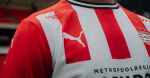 PSV Eindhoven Hjemmebanetrøje 2020