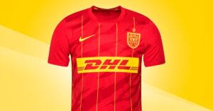 F.C. Nordsjælland Hjemmebanetrøje 2021