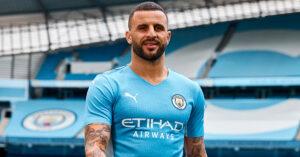 Manchester City Hjemmebanetrøje 2021