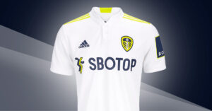 Leeds United Hjemmebanetrøje 2021