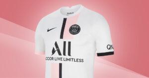 Paris Saint-Germain Udebanetrøje 2021